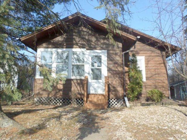 Cloquet foreclosures – 317 14th St, Cloquet, MN 55720