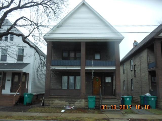 Niagara Falls foreclosures – 1122-1124 Pierce Avenue, Niagara Falls, NY 14301
