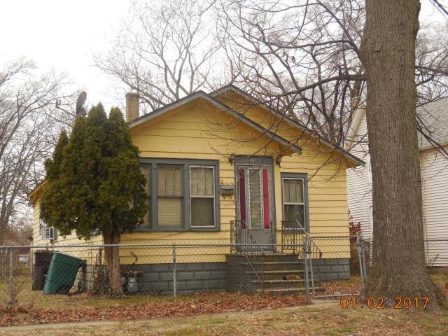 Benton Harbor foreclosures – 980 Bishop Ave, Benton Harbor, MI 49022