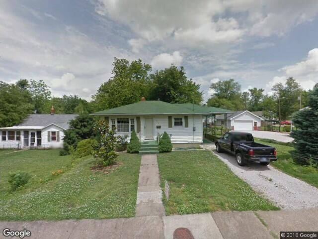 Warrick County foreclosures – 612 E Oak St, Boonville, IN 47601