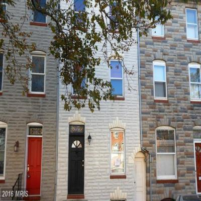 Baltimore foreclosures – 2019 Bank St, Baltimore, MD 21231