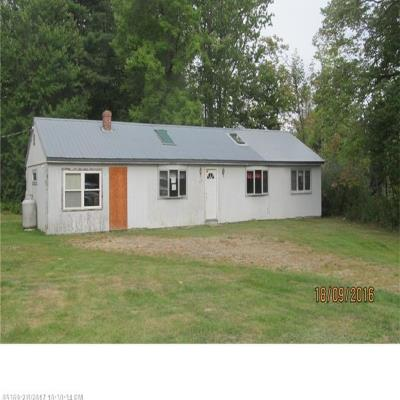York County foreclosures – 212 Boothby Rd, Limington, ME 04049