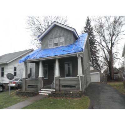 Binghamton foreclosures – 85 Bigelow St, Binghamton, NY 13904