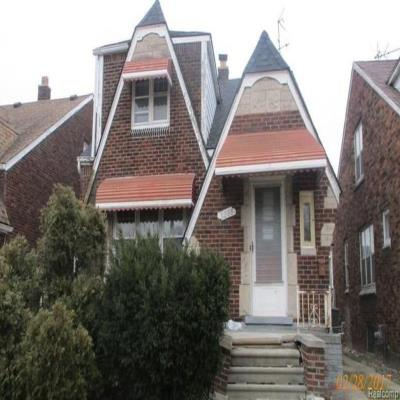 Detroit foreclosures – 8288 Badger St, Detroit, MI 48213