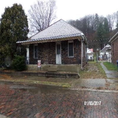 Athens County foreclosures – 1110 Chestnut St, Nelsonville, OH 45764