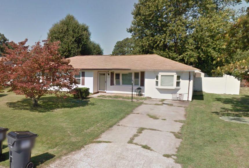405 S Brooks Dr, Fredericksburg, VA 22408